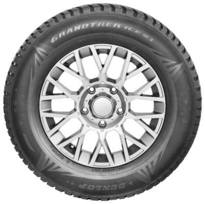 Dunlop Grandtrek Ice03 зимняя шипованная