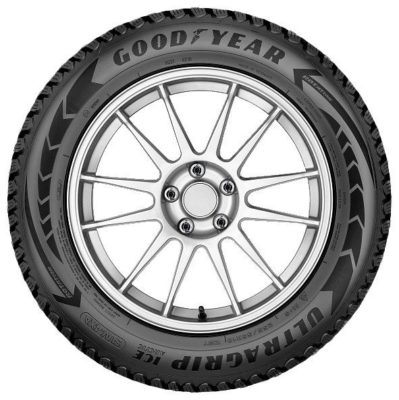 GOODYEAR Ultra Grip Ice Arctic SUV зимняя шипованная