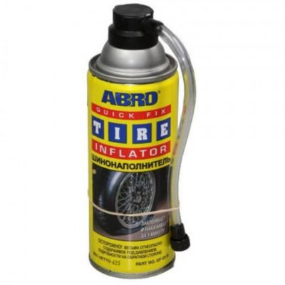 Герметик для шин ABRO 340 гр
