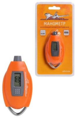 10 лучших манометров для измерения давления в шинах