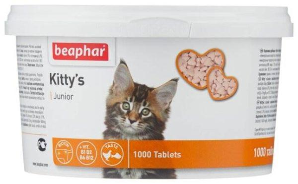 Beaphar Kitty's Junior + Biotine