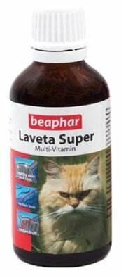 Beaphar Laveta Super для кошек