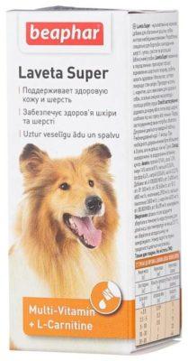 Beaphar Laveta Super для собак