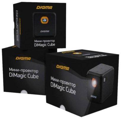 DIGMA DiMagic Cube