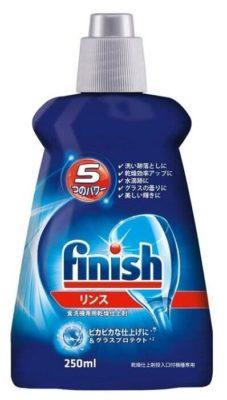 Finish ополаскиватель для посудомоечной машины