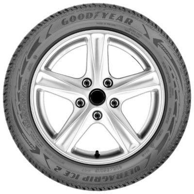 GOODYEAR Ultra Grip Ice 2 235/55 R17 103T зимняя