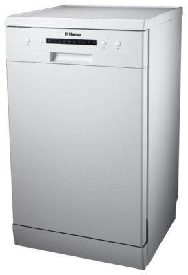 10 лучших узких отдельностоящих посудомоечных машин
