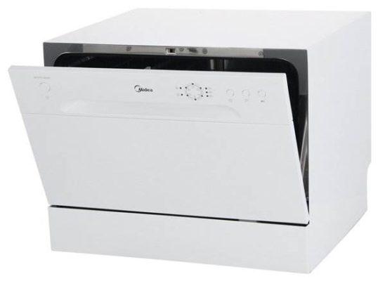 12 лучших компактных посудомоечных машин
