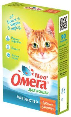 15 лучших витаминных комплексов для кошек