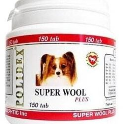 Polidex Super Wool plus для собак