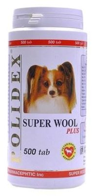 Polidex Super Wool plus для собак