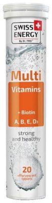 10 лучших витаминов в шипучих таблетках
