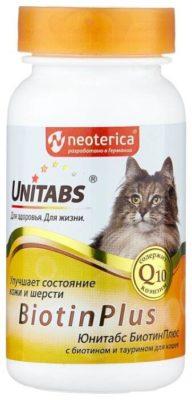 Unitabs BiotinPlus с биотином и таурином таблетки