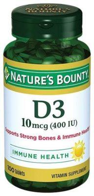 10 лучших витаминных комплексов для костей