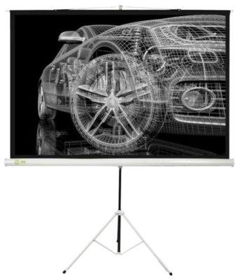 8 лучших экранов для проектора