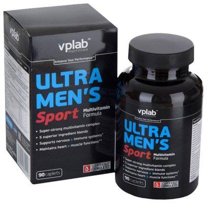 vplab Ultra Men's Sport (90 каплет)