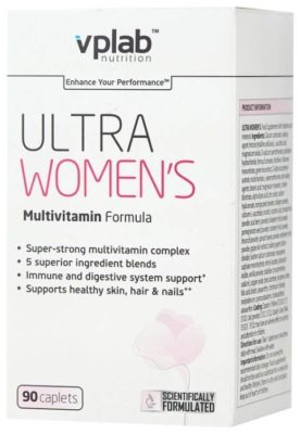 vplab Ultra Women's (90 каплет)