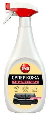 Bagi Средство для изделий из кожи Супер кожа для чистки и ухода