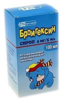 12 лучших сиропов от кашля для детей