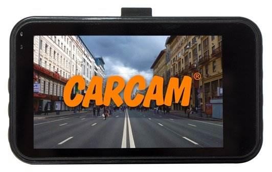 CARCAM F3, 2 камеры