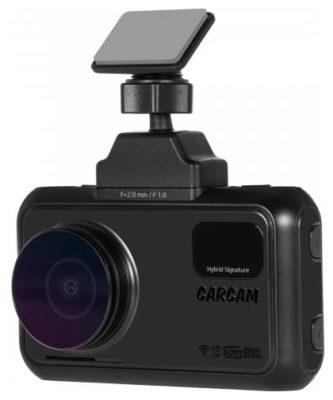CARCAM HYBRID 2s Signature, 2 камеры, GPS, ГЛОНАСС