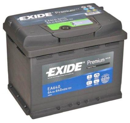 Exide Premium EA640