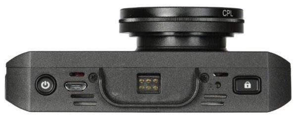 Intego VX-1300S, GPS