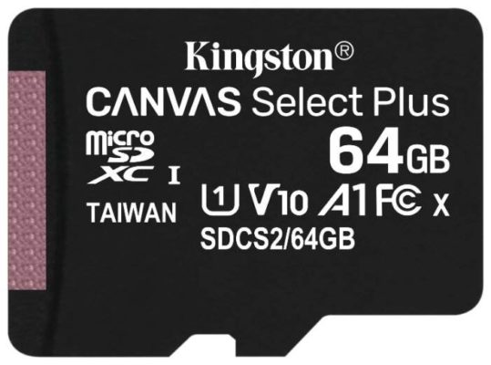 Kingston SDCS2/*SP 64 GB