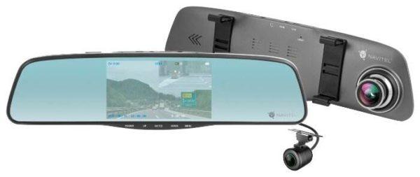 NAVITEL MR250, 2 камеры