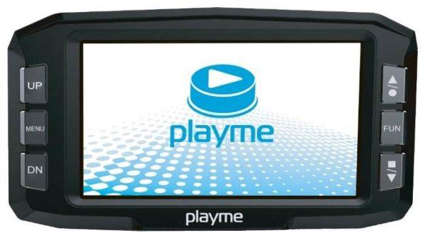 Playme P200 TETRA, GPS