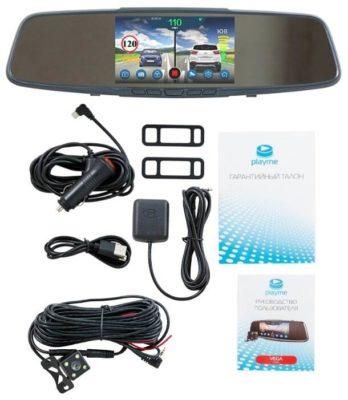 Playme VEGA, 2 камеры, GPS