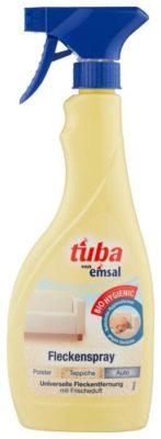 TUBA Пенный пятновыводитель для ковров
