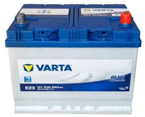 VARTA Blue Dynamic E23 (570 412 063)
