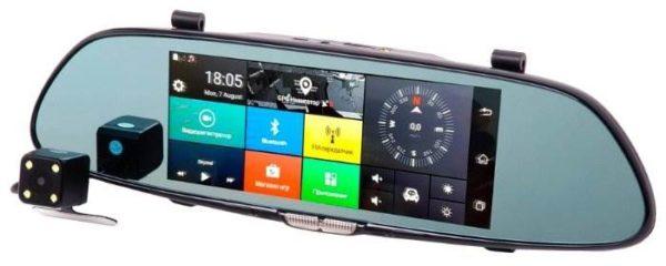 Vizant 957NK, 2 камеры, GPS