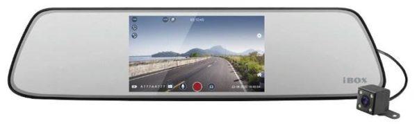 iBOX Compass Dual, 2 камеры