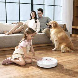 13 лучших роботов-пылесосов с АлиЭкспресс