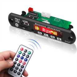 KEBIDU Bluetooth MP3 Player