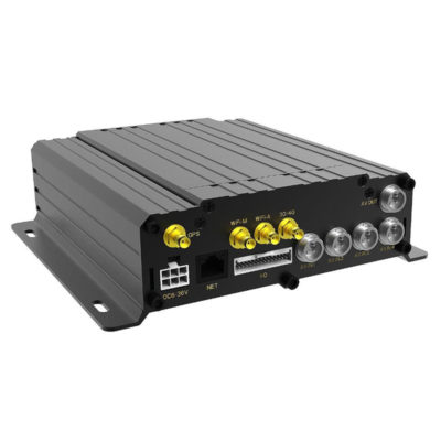 4-х канальный автомобильный AHD видеорегистратор 720P + 3G, GPS, HDD 2 Tb