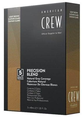 American Crew Precision Blend краска-камуфляж для седых волос