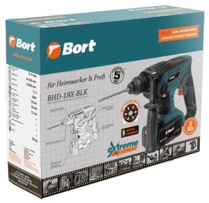 Bort BHD-18X-BLK