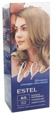ESTEL Love Стойкая крем-краска для волос