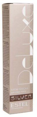 Estel Professional De Luxe Silver крем-краска для седых волос, 60 мл