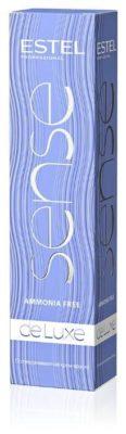 Estel Professional Sense De Luxe полуперманентная крем-краска для волос, 60 мл