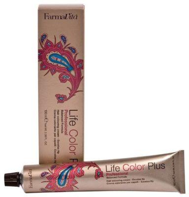 FarmaVita Life Color Plus Крем-краска для волос, 100 мл