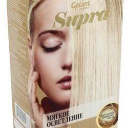 Galant Cosmetic осветлитель для волос Supra мягкое осветление
