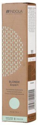 Indola Blonde Expert Перманентный крем-краситель для волос Pastel, 60 мл