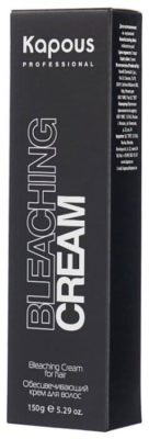 Kapous Professional Bleaching Cream Крем для обесцвечивания волос