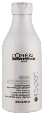 L'Oreal Professionnel оттеночный шампунь Expert Silver Magnesium Серебристый для седых волос