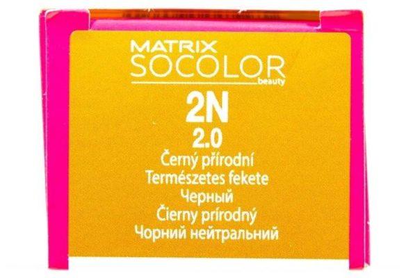 Matrix Socolor Beauty стойкая крем-краска для волос, 90 мл