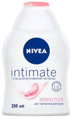 Nivea Гель для интимной гигиены Intimate Sensitive, 250 мл